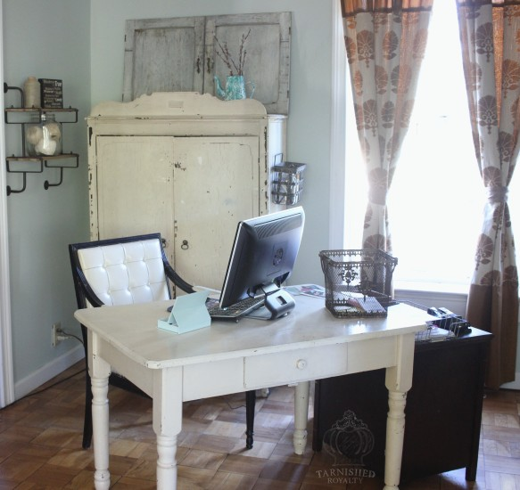 Farmhouse Dining Room Part 2 My Desk Space Tarnished Royalty